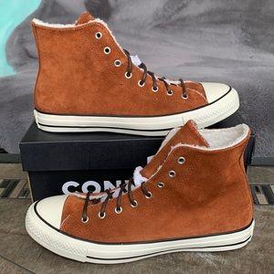 CONVERSE CINNAMON/EGRET/BLACK WMNS